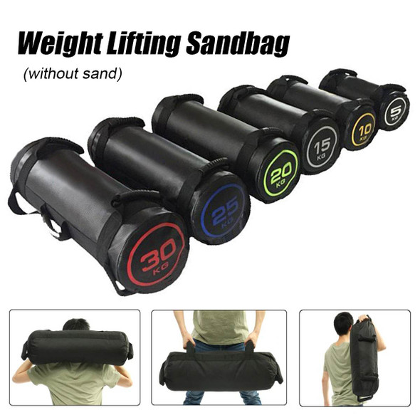 5-30kg Weight Lifting Bulgarian Sandbag