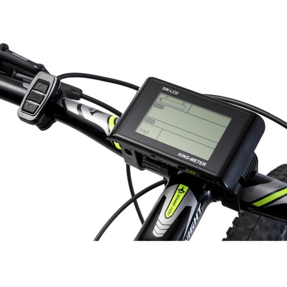 """Electric Bicycle Carbon Fiber e-bike 27.5"""" Mountain MTB Pedelec Bike w/Shimano M8000 XT 11S and 14Ah SAMSUNG Li-ion Battery"""