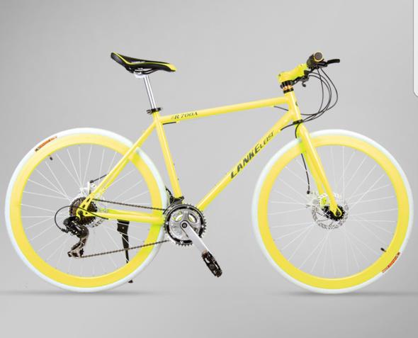 R700A road bike 21/27 Speed shine bicycle male and female models 26 road bike