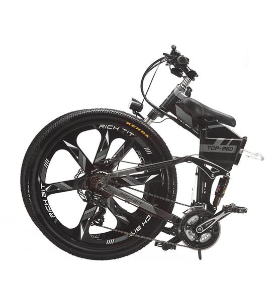 RT-860 36V*250W 12.8Ah Mountain Hybrid Electric Bicycle Cycling Watertight Frame Inside Li-on Battery Folding ebike