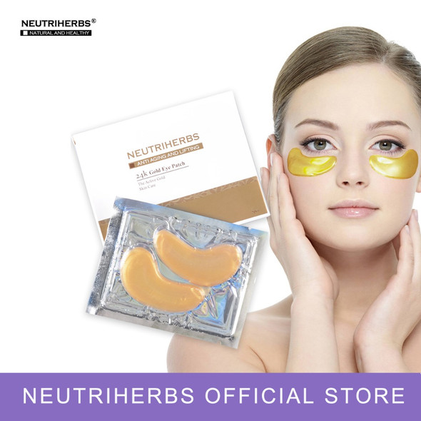 Gold Eye Patch Under the Eye Collagen Eye Mask Anti Dark Circles Anti Wrinkles Anti Dark Circle Anti-Puffiness 10pcs=5pairs