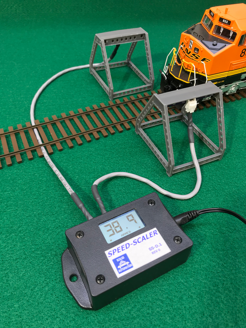 Speed-Scaler Package - O/G scale