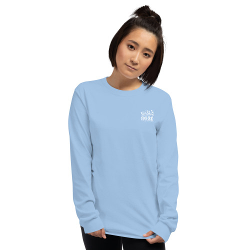 Unisex Long Sleeve Rosé Shirt