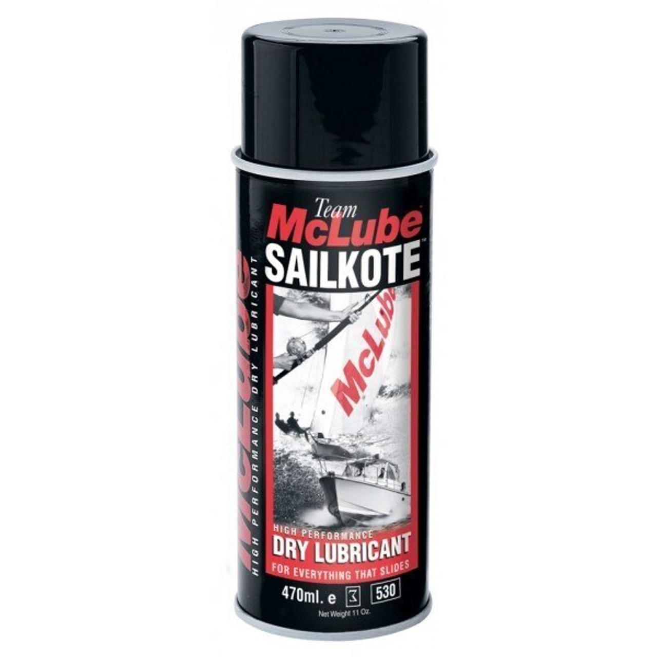 McLube Sailkote Dry Lubricant - 470ml