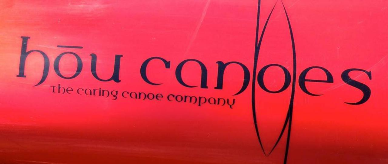 Hou 14 Open Canoe
