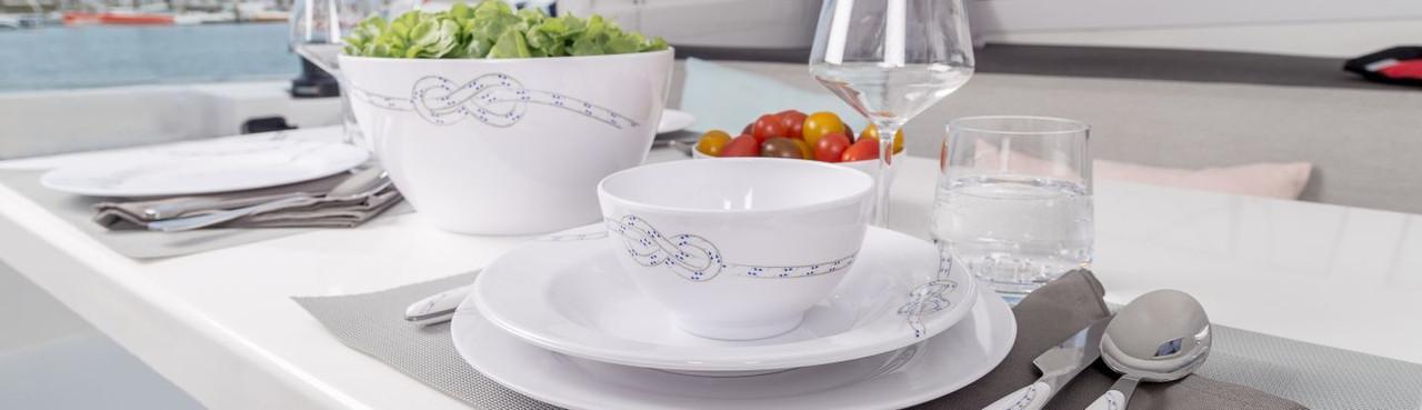 Tableware-Glassware-Cutlery