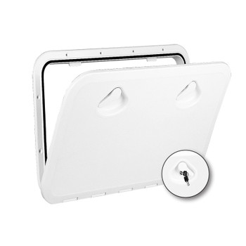 Nuova Rade Top Line Hatch with Lock 460mm x 510mm
