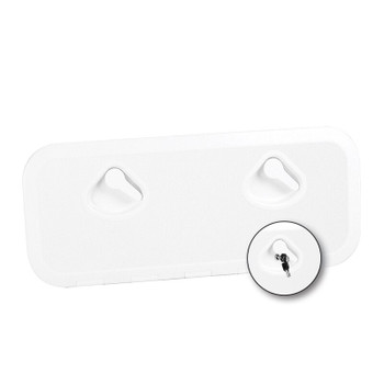 Nuova Rade Top Line Hatch with Lock - 243mm x 607mm