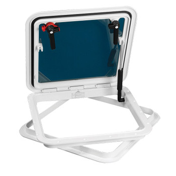 Nuova Rade Euro 2 Glass Escape Hatch