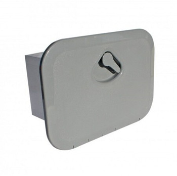 Nuova Rade Topline Storage Hatch Box 270x375mm Grey