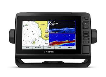 Garmin Echomap Plus 75SV GPS