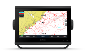 Garmin GPSMAP 923xsv - SideVü, ClearVü and Traditional CHIRP Sonar with Worldwide Basemap