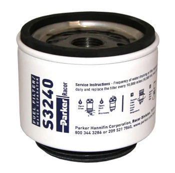 Racor Fuel Filter Element S3240 -10 Micron