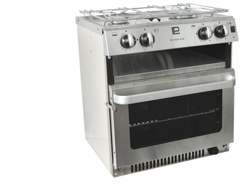 Plastimo Voyager 2 Hob, Oven & Grill - Stainless Steel -VP4506