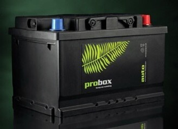 Pro-Box Spirit Deep Cycle Marine Battery 180AH