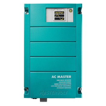 Mastervolt AC Master Inverter - 12V/500W (230V) - Universal Outlet - Front View