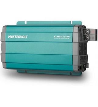 Mastervolt AC Master Inverter - 12V/1000W - UK Outlet Plug