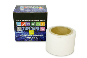 Stormsure Tuff Tape Clear - 10m