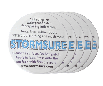 Stormsure Waterproof Self Adhesive Repair Patches