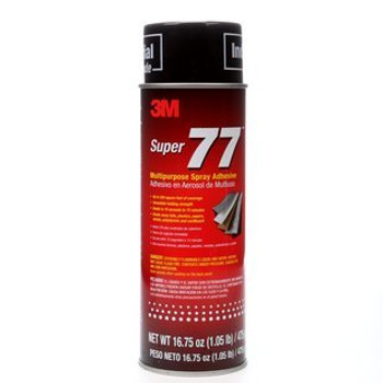3M Super Spray Adhesive - No. 77