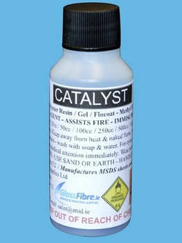 Glassfibre Polyester Resin Catalyst/Hardener 100cc