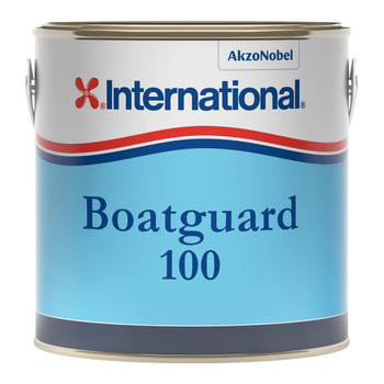 International Boatguard 100 Antifoul