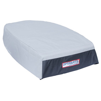 Optiparts Optimist Fully Padded Bottom Cover - Quilted