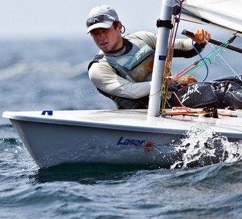 Laser Radial Dinghy incl. XD Rig & Composite Upper