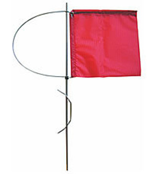 Square Pennant Racing Burgee - Large