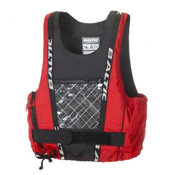 Baltic Junior Buoyancy Aid - Red/Black