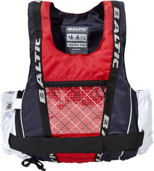 Baltic Dinghy Pro Buoyancy Aid Red, White and Blue