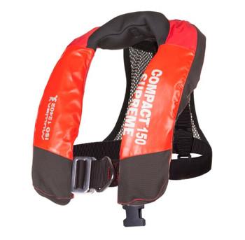 Mullion 3MXA Compact Supreme Lifejacket 150N Auto - front