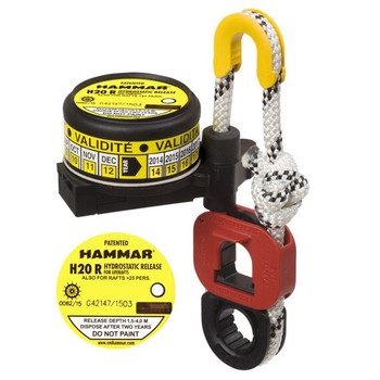 Hammar H20 HRU for Liferaft - Commercial Size 6 Person +