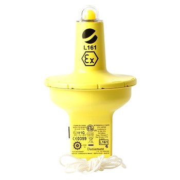 Daniamant L161 Lifebuoy Light Intrinsically Safe