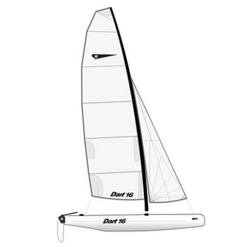Laser Dart 16 Catamaran