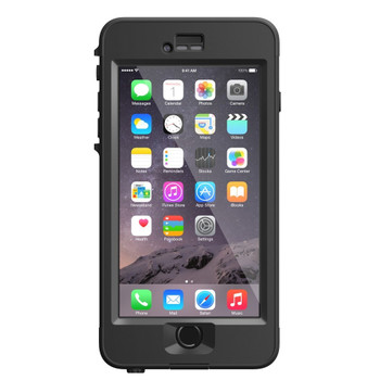 Lifeproof Nuud iPhone 6 & 6S Case Black