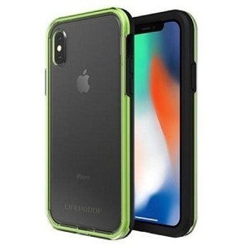 Lifeproof Slam Dropproof Case for iPhone X Night Flash