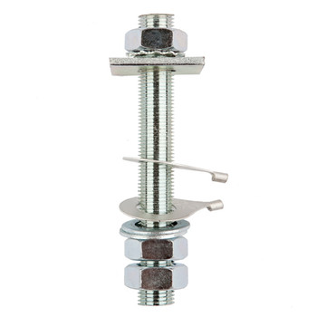 MGDuff S/S Anode Fixing Stud 16mm M16BSS