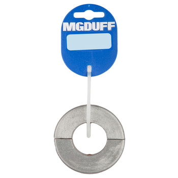 MGDuff Martyr ZSC Shaft Collar Anodes - Zinc Metric Sizes 22mm