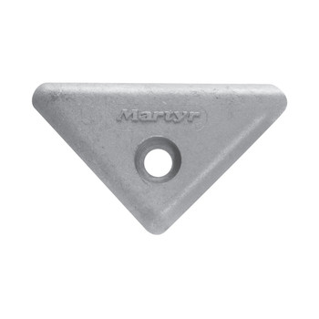MG Duff Martyr Volvo Penta 290 / 290DP / DP-X Triangle Anode CM872793Z - Zinc
