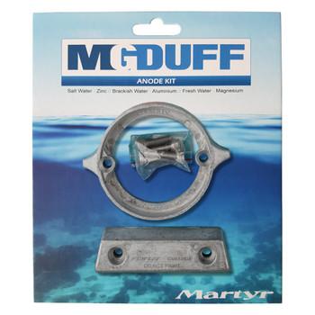 MG Duff Volvo Penta 290DP Drive Anode Kit CMV290DPKITZ - Zinc