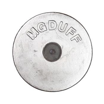 MGDuff AD55 Aluminium Disc Anode - 229mm
