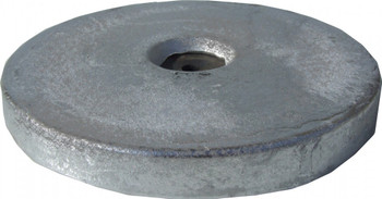 MG Duff MD55 Magnesium Disc Anode