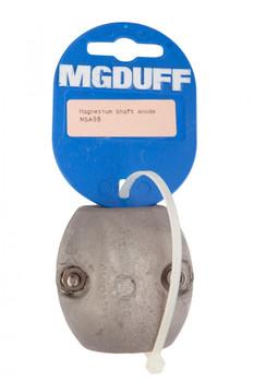 MGDuff Magnesium Shaft Anode 25mm MSA98