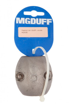 MGDuff Magnesium Shaft Anode 25mm MSA98
