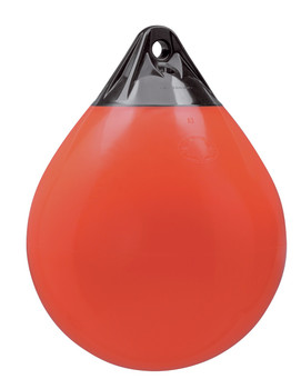 "Polyform Round Buoy A3 60"" Red"