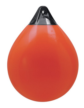 "Polyform Round Buoy A4 75"" Red"