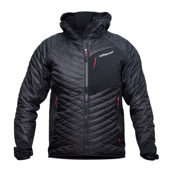 Rooster Superlite Hybrid Jacket front view