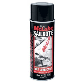 Harken McLube Sailkote Dry Lubricant - 470ml