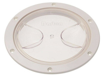 Barton Clear Inspection Hatch Cover 260mm OD
